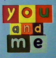 You and Me title